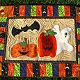 Halloween pumpkins Runner